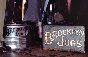 Brooklyn Jugs Toe Tapping