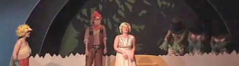 View a Video of Scenes from the Chantecler Production