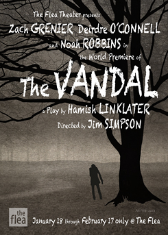 The Flea presents: 'The Vandal' by Hamish Linklater